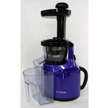 A*JUICER PR179 Juice Crusher Indigo Blue