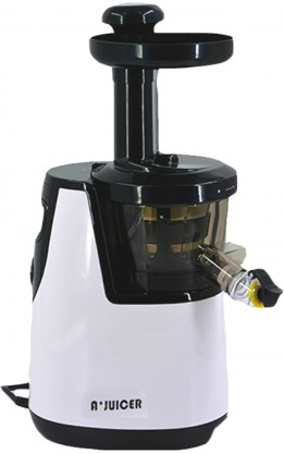 A*Juicer 9010 Juice Crusher White